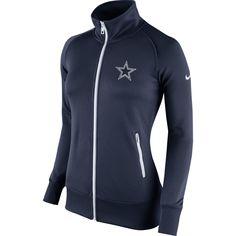 Dallas Cowboys Klew Women's Big Logo V-Neck Ugly Sweater - Navy ...