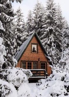 """Once upon a time, they were snowed in. Snowed in, at the most perfect, beautiful location, in the most perfect home one could ask for-""""a log house or log cabin"""". The fireplace had just been lit (plenty of logs ready). The warmth within was the feeling of being """"Log home, sweet home"""". & Now? It's just you & her, happily ever after. The end. #LogHouses"""