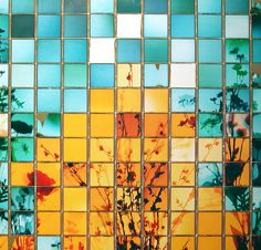 Image selected for Inspiring Compositions from Patrick Winfield Polaroid, Mirror Art, Mosaic Art, Beautiful Artwork, Creative Photography, New Art, Abstract Art, Images, Illustration Art