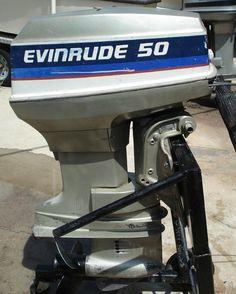 Evinrude Outboards Brand | 50hp Evinrude Outboard Remote Model