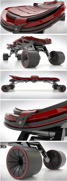 Raptor board concept