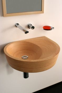 Fossil Washbasin by Marc Martinez, via Behance