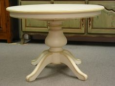 Beautiful White Round Pedestal Dining Table Using Countertop Marble And Pole Complete Curved Four Legs Furniture Design Ideas Home Interior