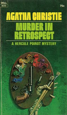 "Murder in Retrospect (1970) by Sanctus Paulus. also reprinted as ""five little pigs."""