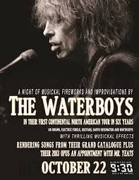 The Waterboys.