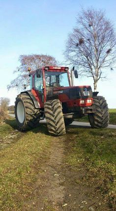 Fiatagri F140 Winner. (Object in this picture says : Tractor).