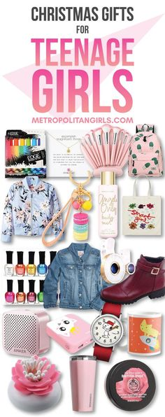 20 Christmas Gift Ideas For Teen Girls