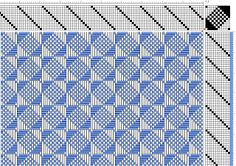 12 shaft weaving patterns - Google Search