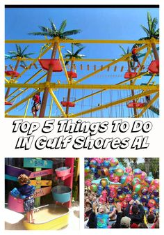 Top 5 Things To Do In Gulf Shores Alabama