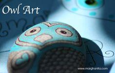 Pebble Art: www.marghanita.com