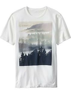 Men's Outdoors-Graphic Tees | Old Navy