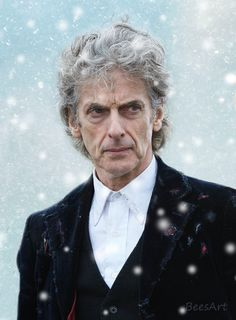 Doctor in the snow. Edit ~ B