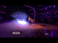 Kellie Pickler & Derek Hough - Freestyle - Dancing With the Stars 2013. Another favorite dance by Kellie and Derek, my favorite Season 16 couple (and winner of the season!).