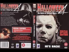 Halloween 4 El Regreso De Michael Myers Movie HD Audio Hispanoamericano