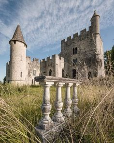 The Gothic Charm of the Revenge Abandoned Castles, Abandoned Places, Salisbury Cathedral, Our Daily, Geology, Revenge, Barcelona Cathedral, Gothic, Places To Visit