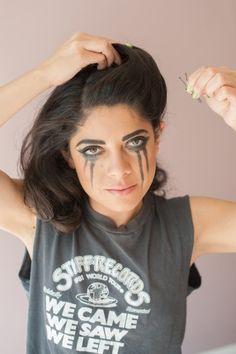 ✖✖✖ Boo-tiful Halloween Makeup Look ✖✖✖