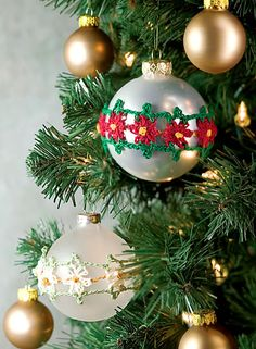 christmas ornament trims - Christmas Ball Decoration Ideas