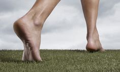 The barefoot gym workout that cures an arch enemy... flat feet