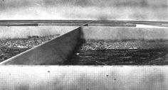 Superstudio  First City: 2,000-ton City (1971) Landscape Architecture Design, Architecture Visualization, Architecture Drawings, Concept Architecture, Photomontage, Utopia Dystopia, Built Environment, Cool Drawings, Illustration Art