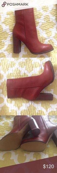 Boots **BRAND NEW** Super cute boots! Great for fall and winter. Unused. You won't regret this purchase! Sam Edelman Shoes
