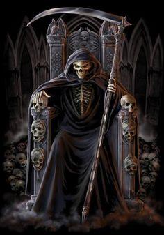 morte o quarto cavaleiro do apocalipse