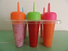Gezonde 100% fruit ijsjes! | Healthy and Handsome