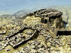Hattusha: the Hittite Capital