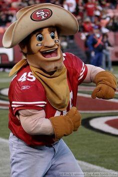 Sourdough Sam -- San Francisco 49ers
