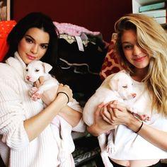 Kendall Jenner Gigi Hadid