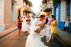 Our wedding destination - Cartagena, Colombia Destination wedding idea Repinned by Moments Photography www.MomentPho.com