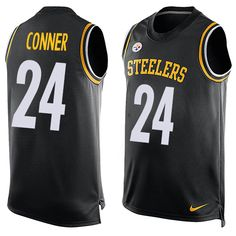 b251ff9f3 Mike Evans jersey Nike Steelers  30 James Conner Black Team Color Men s  Stitched NFL Limited. Pittsburgh ...