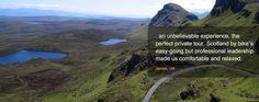 Scotland by bike