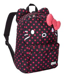 Loungefly Hello Kitty backpacks for back to school #hellokitty #kittytrends