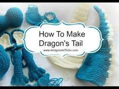 Here you will find crochet amigurumi tutorials for patterns. Most of them are… Here you will find crochet amigurumi tutorials for patterns. Crochet Dinosaur Hat, Crochet Dinosaur Patterns, Crochet Dragon Pattern, Crochet Hippo, Crochet Amigurumi Free Patterns, Crochet Animals, Fairy Tail, Sharon Ojala, Crochet Fairy