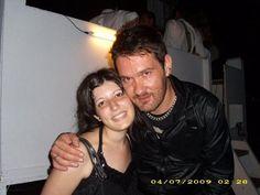 """Io ed Andrea """"Andro.I.D."""" Mariano (negramaro) - 4/07/2009 al Nabilah di Bacoli (NA)"""