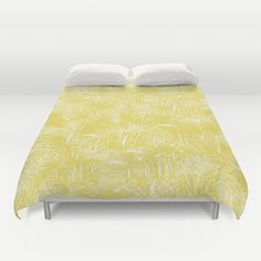 #Yellow #Duvet #Cover #Bedding #Bedroom #Decor By #KCavenderDesigns