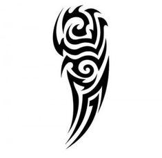 Эскизы тату трайбл | ТриТатушки Tattoo Maori, Tribal Tattoos, Image, Native Tattoos, Tribal Prints