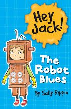 The Robot Blues: Jack has made the best robot suit for a costume party. But will the other kids think a homemade costume is silly? Brave Kids, Earth Book, Australian Authors, Book Week Costume, Early Readers, Homemade Costumes, Jack And Sally, Chapter Books, Funny Stories