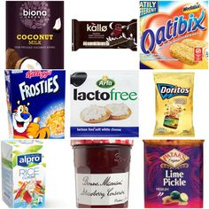 I am putting together a list of common food products which are FODMAP friendly. These are all products that are found in the UK. I will keep updating this list regularly so keep checking for update...