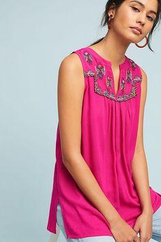 Mode Femme, Tops De Tunique, S habiller Pour Impressionner, Anthropologie,  Robe da9933dc1b87