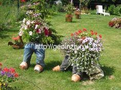 Дизайн сада и двора своими руками