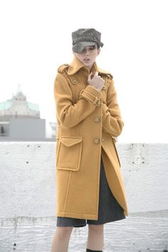 Talea coat free pattern
