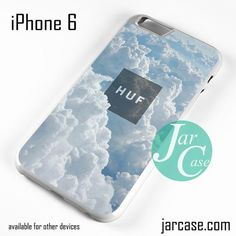 HUFSky YZ - iphone case - iphone 6 case - JARCASE