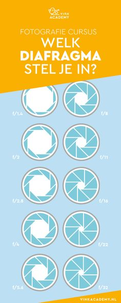 Fotografie cursus: leren welke instellingen je nodig hebt in welke situatie? Zoals welk diafragma je moet kiezen voor veel en weinig scherptediepte? En welke sluitertijd en ISO-waarde daar dan bij hoort. In de online fotografie cursus leer je zelf jouw camera instellingen beheersen, of je nu met een Nikon, Canon of ander merk fotografeert maakt niet uit. Van handige fotografie tips voor beginners tot meer kennis voor gevorderde fotograferen. #fotografietips #fotocursus
