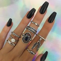 Sienna Ring Set
