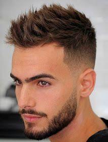 10 cortes masculinos para cabelos curtos | Corte masculino ...