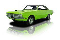 1970 Dodge Dart Swinger 360 V8 - Car Pictures