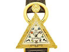 WALTHAM Freemason Watch