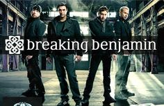 Breaking Benjamin. Fuckin Amazing.   Seen them live many times. Can't wait til they come back.