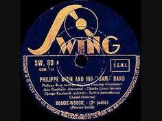 Django Reinhardt & Rex Stewart - Montmatre - 1939 April 5 - Swing Paris - YouTube